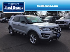 Certified Pre-Owned 2016 Ford Explorer XLT SUV N80131D in Newtown, PA