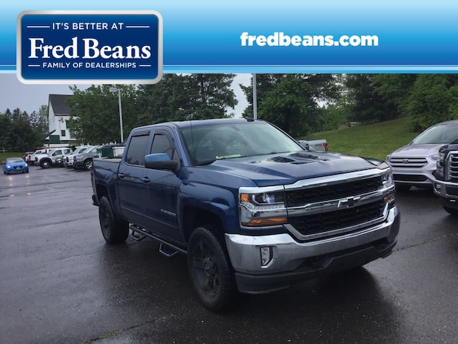 Fred Beans Chevy >> Used 2016 Chevrolet Silverado 1500 For Sale At Fred Beans