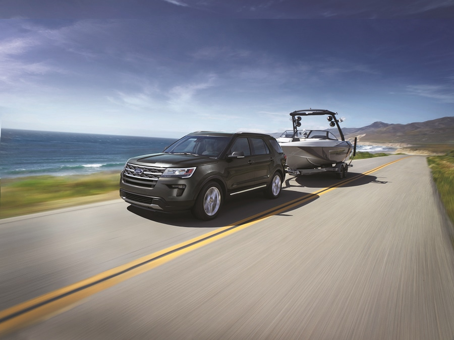 Ford Explorer Towing Capacity >> 2019 Ford Explorer Towing Capacity Fred Beans Ford Newtown