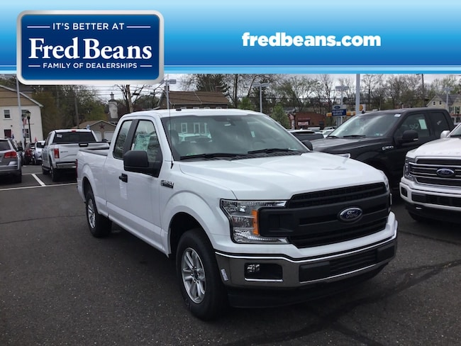 New 2019 Ford F-150 XL Truck SuperCab Styleside For Sale in Newtown, PA