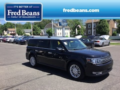 Certified Pre-Owned 2015 Ford Flex SEL SUV N90021P in Newtown, PA