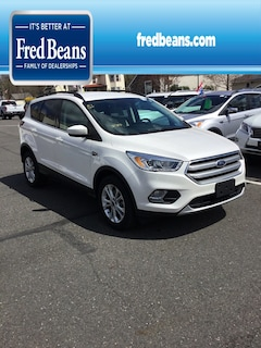 Certified Pre-Owned 2017 Ford Escape SE SUV N90045D in Newtown, PA
