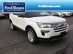 New 2019 Ford Explorer XLT SUV N90267 in Newtown, PA