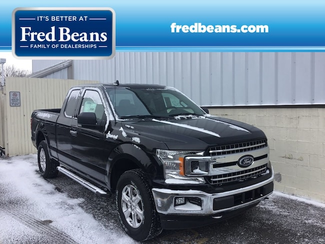 New 2019 Ford F-150 XLT Truck SuperCab Styleside For Sale in Newtown, PA