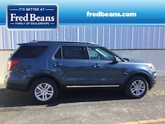 New 2019 Ford Explorer XLT SUV N90118 in Newtown, PA