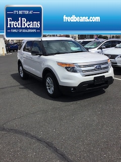 Certified Pre-Owned 2015 Ford Explorer XLT SUV N90038D1 in Newtown, PA