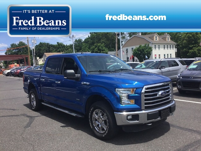 2016 Ford Cars >> Used 2016 Ford F 150 Crew Cab Short Bed Truck For Sale In Newtown Pa