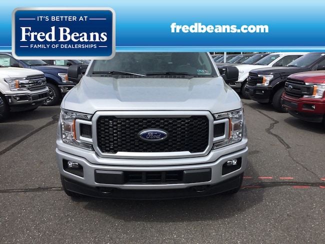 New 2019 Ford F-150 STX Truck SuperCrew Cab For Sale in Newtown, PA