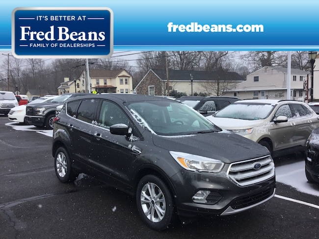 New 2019 Ford Escape SE SUV For Sale in Newtown, PA