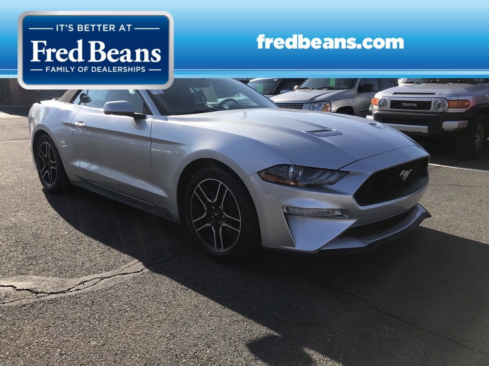 Used 2018 Ford Mustang For Sale | Langhorne PA | 1FATP8UH4J5117968