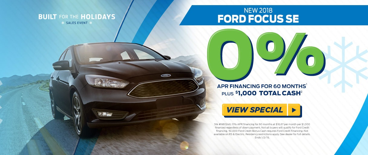 2018 Ford Focus 0 Apr From Fred Beans Ford Of Newtown Fred Beans