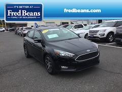 Certified Pre-Owned 2018 Ford Focus SEL HATCHBACK N90014P in Newtown, PA