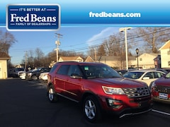 Certified Pre-Owned 2016 Ford Explorer XLT SUV N90015D in Newtown, PA