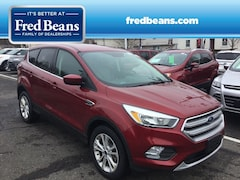 Certified Pre-Owned 2017 Ford Escape SE SUV N90007D in Newtown, PA