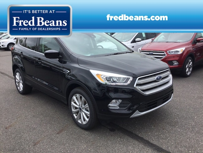 New 2019 Ford Escape SEL SUV For Sale in Newtown, PA