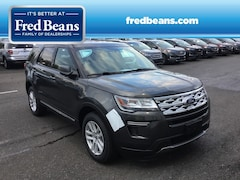 New 2019 Ford Explorer XLT SUV N90294 in Newtown, PA