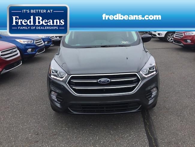 New 2019 Ford Escape SE SUV For Sale in Newtown, PA