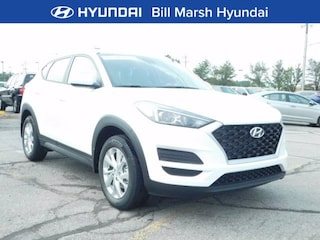 New 2021 Hyundai Tucson Value SUV for Sale in Traverse City