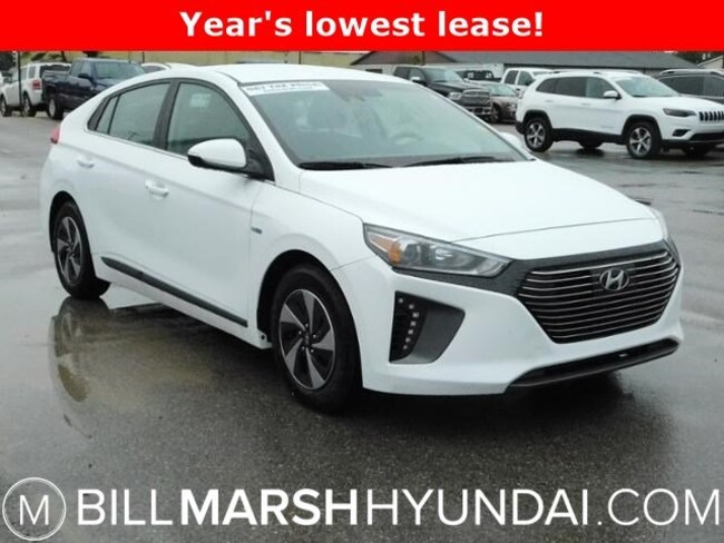 2019 Hyundai Ioniq Hybrid SEL Wagon