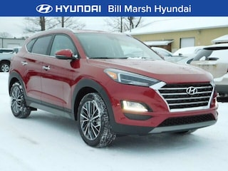 New 2021 Hyundai Tucson Limited SUV for Sale in Traverse City