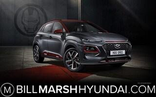 2019 Hyundai Kona Ultimate Iron Man Edition SUV