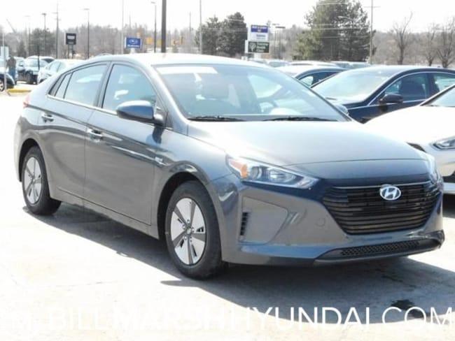 2019 Hyundai Ioniq Hybrid Blue Wagon