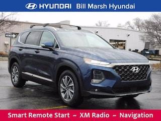 New 2020 Hyundai Santa Fe Limited SUV for Sale in Traverse City