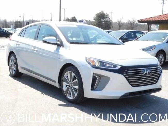 2019 Hyundai Ioniq Hybrid Limited Wagon