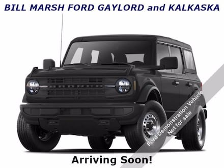 2021 Ford Bronco Outer Banks  4x4