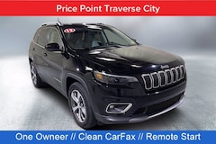 2019 Jeep Cherokee Limited 4x4 Limited 4x4