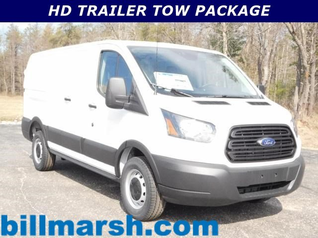 2019 Ford Transit-250 Cargo Van T-250 130 Low Rf 9000 GVWR Swing-Out RH Dr