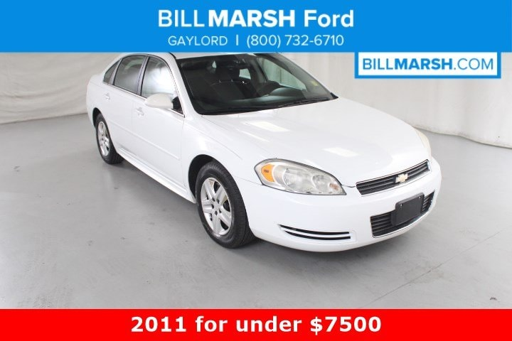 2011 Chevrolet Impala LS Fleet Car
