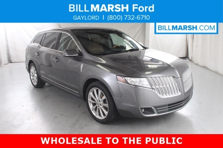 2010 Lincoln MKT w/EcoBoost SUV
