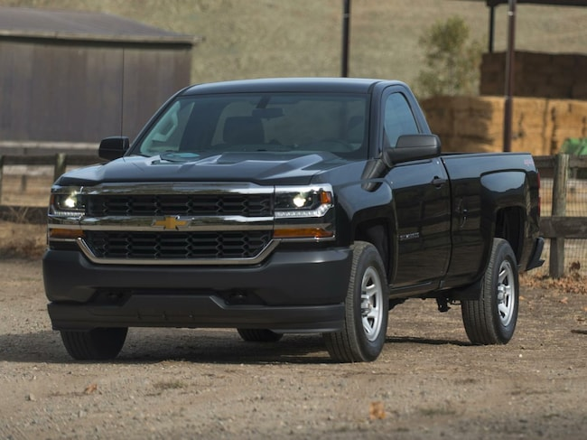 Certified Pre-Owned 2016 Chevrolet Silverado 1500 LT Truck Double Cab Plattsburgh, NY