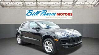 2018 Porsche Macan SUV for Sale in Reno, NV at Bill Pearce Volvo Cars
