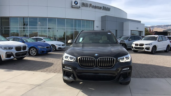 New 2019 Bmw X3 For Sale At Bill Pearce Bmw Vin 5uxts3c57k0z06180