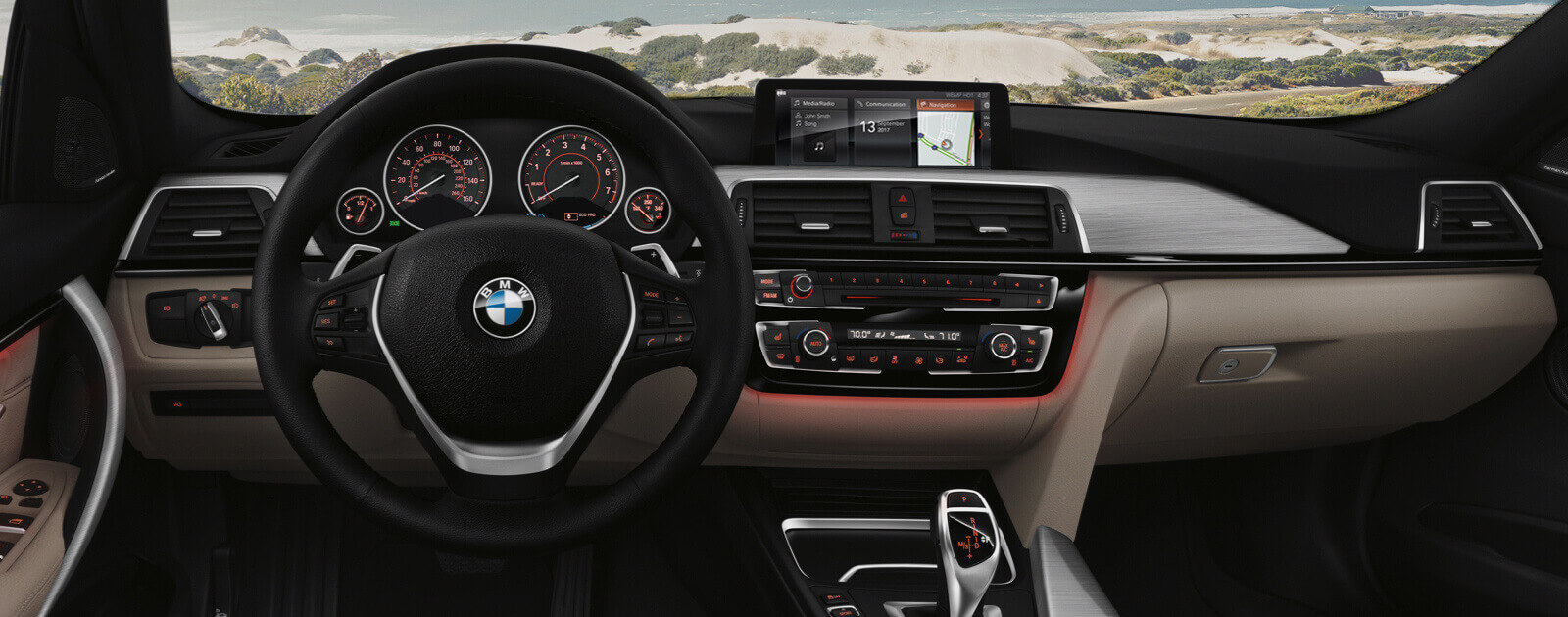 2018 BMW 3 Series Interior Comforts