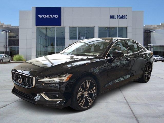 New 2019 Volvo S60 T6 Inscription Sedan Reno, NV