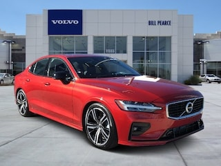 2019 Volvo S60 T6 R-Design Sedan for Sale in Reno, NV at Bill Pearce Volvo Cars