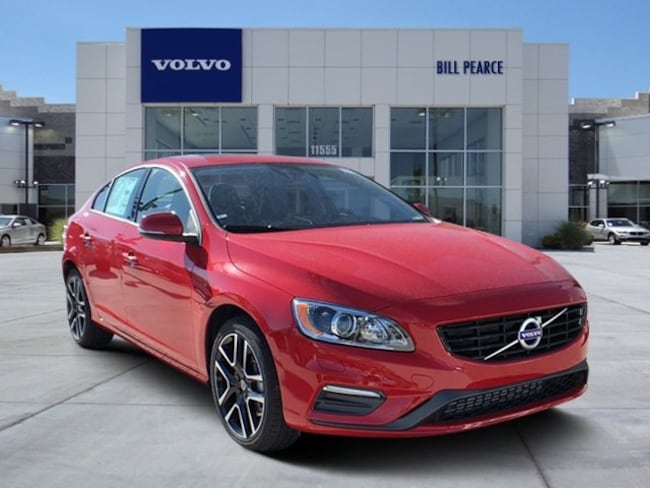 New 2018 Volvo S60 T5 AWD Dynamic Sedan in Reno, NV