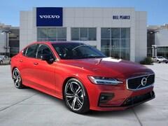 New 2019 Volvo S60 T6 R-Design Sedan 712003 for Sale in Reno, NV at Bill Pearce Volvo Cars
