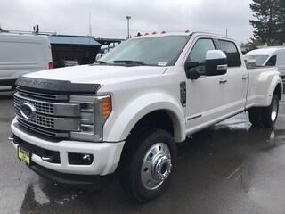 2019 Ford F-450 Platinum Truck Crew Cab
