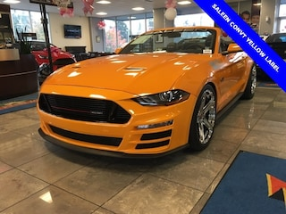 2018 Ford Mustang Saleen Yellow Label Convertible