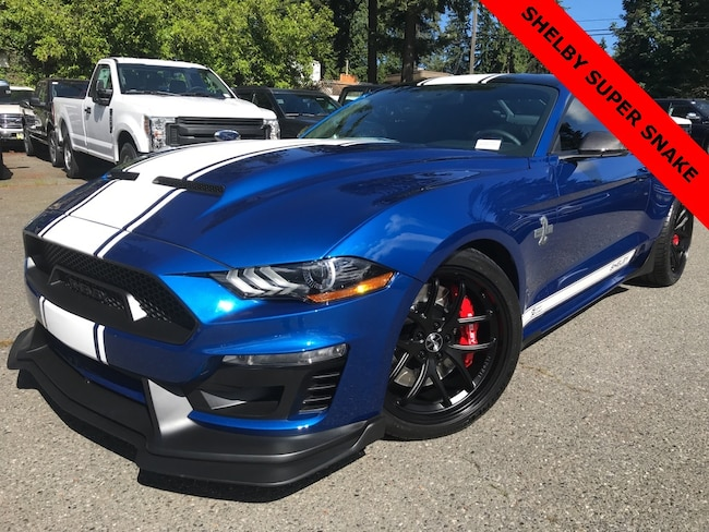 New 2018 Ford Mustang For Sale | Seattle WA