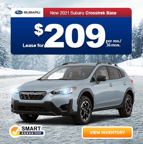 2021 Subaru Crosstrek Base Trim Level