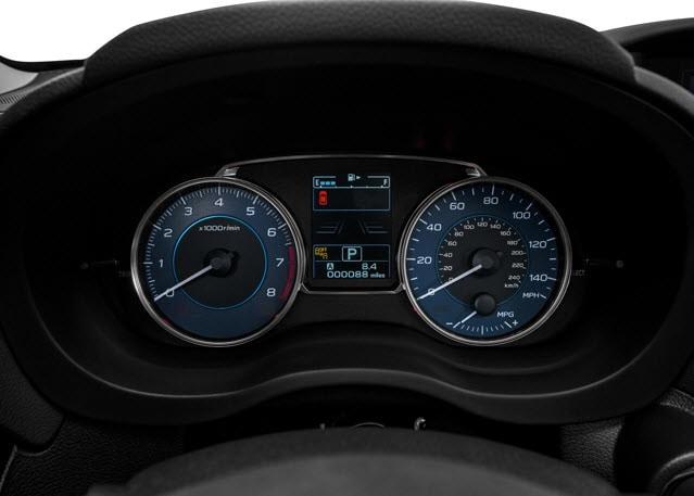 Crosstrek Vs Forester >> Subaru Dashboard Light Guides | Bill Rapp Subaru