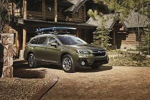 2018 Outback Towing Capacity Syracuse Ny Bill Rapp Subaru