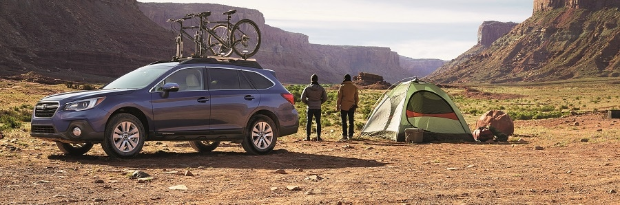 2018 subaru outback towing capacity