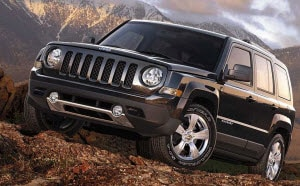 2014 Jeep Patriot Review
