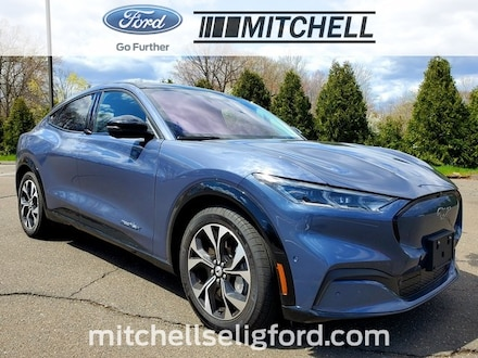 2021 Ford MACH-E Premium AWD w/ Extended Range Battery SUV